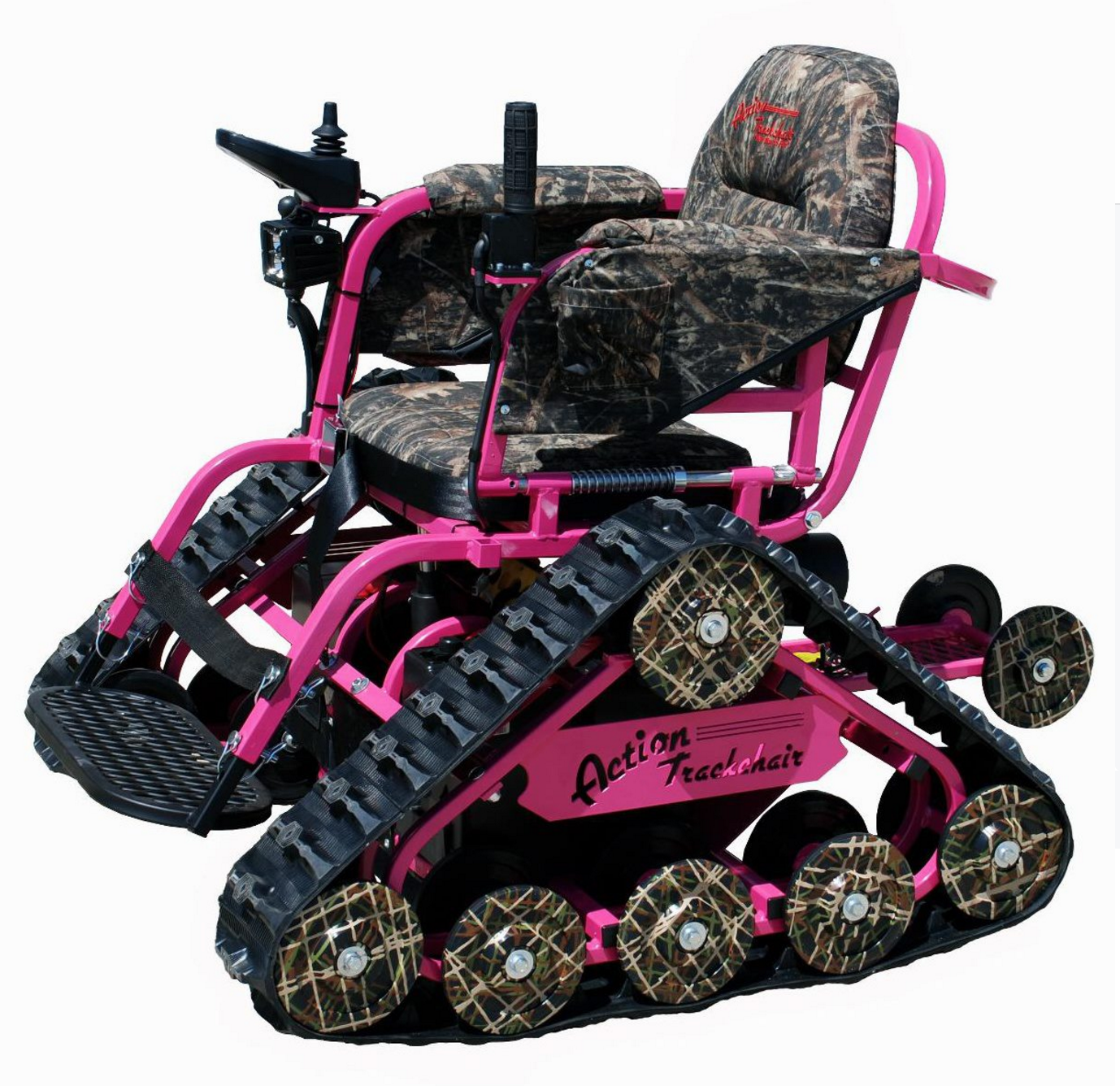 Incredible Action Trackchair Power Chairs And Scooter Store Download Free Architecture Designs Scobabritishbridgeorg